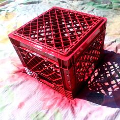 diy crate stools for toy storage, diy, entertainment rec rooms, home improvement, organizing, storage ideas