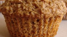 This is not OATMEAL, but oat BRAN muffins.  I have made these for about five years now, and I really love them.  They are great made with cinnamon or cranberry applesauce, as well as plain applesauce. My daughter loves them and I hope you will enjoy them, too!