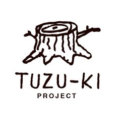 TUZU-KI プロジェクト ロゴ