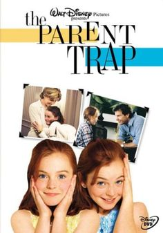 The Parent Trap. Lindsy Lohan's best movie. A Disney movie can still win me over people. The mother is so classy and lovely. RIP Natasha Richardson.