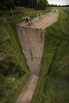 Vertical Turn by Erik Johansson