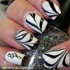 Instagram photo by thecountrynail  #nails #nail_art #nail_polish