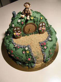 "The Hobbit : ""Birthday Cake Photos"""