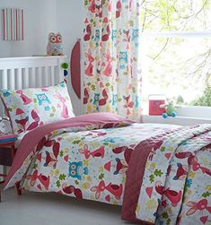 Kidz Club Children's Wildwood Single Bed Duvet Cover and ... https://www.amazon.co.uk/dp/B01FUG1LGU/ref=cm_sw_r_pi_dp_x_DCG-xbDXDXGRP