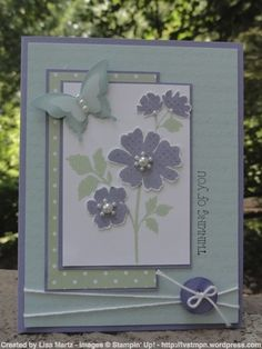 CCMC268 Thinking of You by Lisa Martz - Cards and Paper Crafts at Splitcoaststampers