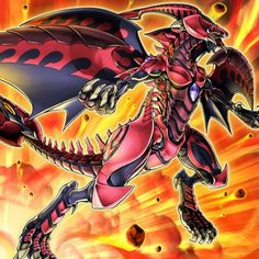 Yu-Gi-Oh! Cards without Backgrounds: Dragon Dragon City, Red Dragon, Mythical Creatures Art, Fantasy Creatures, Yu Gi Oh, Fantasy Dragon, Fantasy Art, Bakugan Drago, Digimon Adventure Tri.
