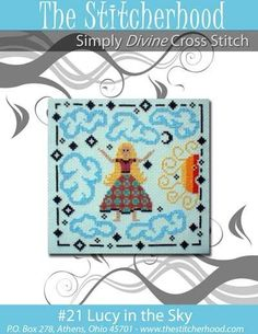 PDF download E Pattern Lucy in the Sky The Beatles by stitcherhood