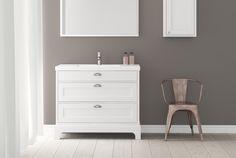 Bilderesultat for aspen solvik 100 Aspen, Vanity, Bathroom, Design, Pedestal, Dressing Tables, Washroom, Powder Room, Vanity Set