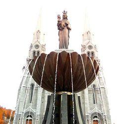 St. Anne de Beaupre, Quebec