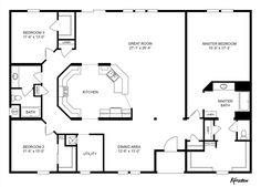 2 Bedroom Mobile Home Floor Plans love this one! clayton homes | home floor plan | manufactured