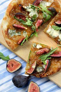 Pizzas printemps