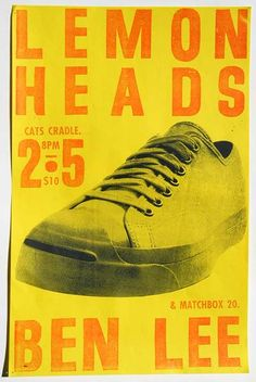 lemonheads   ben lee   - who s that in the tiny print  oh yeah 69524f79e