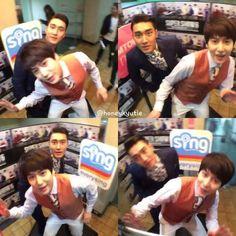 my lovely idiots #SuJu  ♥
