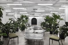 SSENSE HQ in Montreal, Canada by Atelier Barda | https://www.yellowtrace.com.au/ssense-headquarters-montreal-atelier-barda/