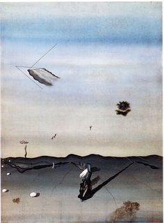 Yves Tanguay Yves Tanguy, Surrealism Painting, Modern Pictures, Underworld, Bellisima, Les Oeuvres, Painting & Drawing, Auction, Museum
