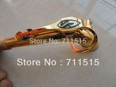 ==> [Free Shipping] Buy Best FREE SHIPPING EMS selmer alto Eb part of saxophone tube neck yas soprano saxophone / woodwind Online with LOWEST Price   32798375739