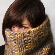 Foster Cowl Kit – Knit Purl