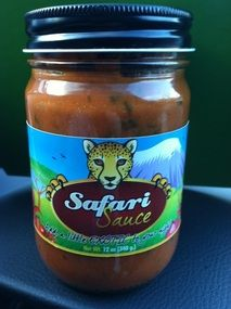 "Sweet and spicy sauce inspired by African ""Masala Chips"". Developed by my friend Ashley. It is DELICIOUS over eggs, rice, chicken, seafood."