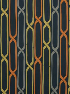 Robert Allen fabric mabe a idea on off set cables