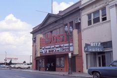 Yost Theater, Spurgeon St., Santa Ana, 1974 | Flickr - Photo Sharing!
