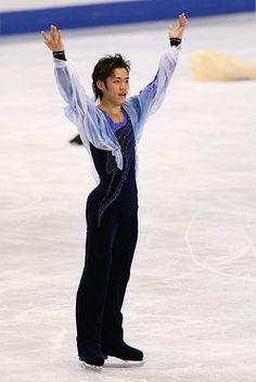 【画像】高橋大輔/ 世界フィギュアスケート選手権 男子ショートプログラム