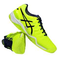 Tênis Asics Gel-Resolution 7 Limão Somente na FutFanatics você compra agora Tênis Asics Gel-Resolution 7 Limão por apenas R$ 599.90. Tennis. Por apenas 599.90