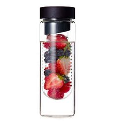Flavor Infuser Water Bottle, $15   36 Clever Gifts For Food Lovers That You'll Want To Keep For Yourself