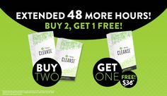 Woohoo!!! We have two more days!!! ✌ Buy 2 get 1 FREE!!! 864-350-4928 Www.lisafisherwrap.itworks.com