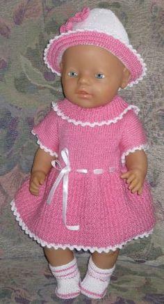 189 Beste Afbeeldingen Van Haken Breien Baby Born Baby Doll