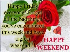 181 Best Happy Weekend Images Happy Weekend Good Morning Friday