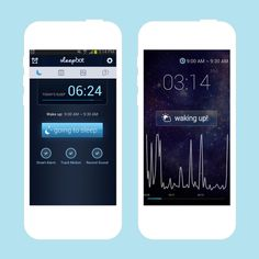 This app wakes you up at the best time each day.