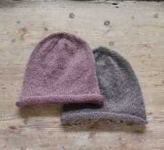 Hotte huer i blød mohair - susanne-gustafsson. Knitted Hats, Diy And Crafts, Knitting Patterns, Crochet, Slippers, Fashion, Fume Hood, Threading, Blouse