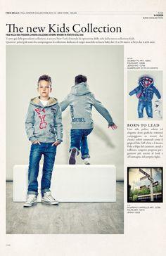 kids  #magazine fall winter collection#fredmello #fredmello1982 #newyork #advcampaign#accessories#fallwinter13 #accessible luxury #cool #usa #mancollection