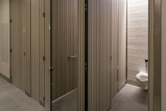 CE Center - Design Solutions for Restroom Privacy All Gender Restroom, Deep Foundation, Core Learning, Restroom Design, Partition Design, Commercial Construction, Bathrooms, Industrial, Architecture