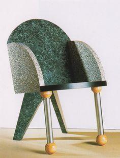 James Kutasi, Stone Chair