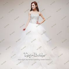 Wedding Dress  S1316  www.top-bride.cn www.top-bride.com MSN:top-bride@hotmail.com Skype: topbride707