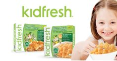 It's National Frozen Food Month. Try Kidfresh Frozen Kids Meals, and Earn $1 With Ibotta or Checkout 51 | MomsWhoSave.com  #KidfreshMealDeals #deals #ad