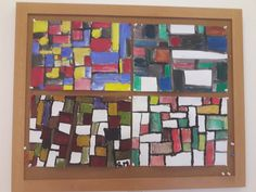 Inspirace - Piet Mondrian