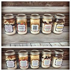 Ready-Made+Dry+Mix+Desserts+In+Jars