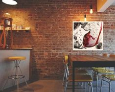 Gitarre-Wein - Logo kaufen, Geschenkidee, Webbanner, Wandplakat, Grafik design, Vektorgrafik, Flyer, Portrait nach Foto Web Banner, Flyer, Grafik Design, Portrait, Home Decor, Pictures, Cool Posters, Ideas For Christmas, Gifts For Children
