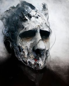 "BetweenMirrors.com | Reflections In Art + Culture: Eric Lacombe ""THE WEIGHT OF SILENCE"" at Last Rights Gallery"