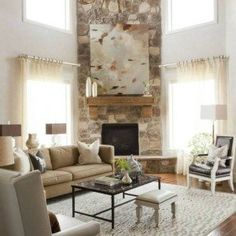 Stoned Corner Fireplace Design In Living Room With Open Shelf And Wall Art    Corner FireplaceMaximum Benefit with Corner Fireplace Furniture Arrangement   Home  . Living Room Ideas Corner Fireplace. Home Design Ideas