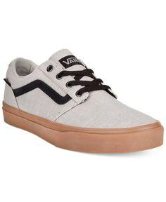 Vans Men s Chapman Sneakers Men - All Men s Shoes - Macy s 513280e990c