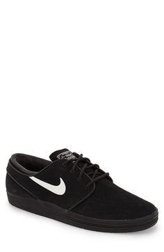 Nike 'Lunar - Stefan Janoski SB' Skate Shoe (Men)