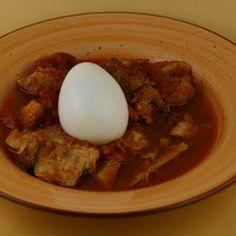 Ethiopian Chicken Stew (Doro Wat) Slow Cooker