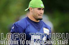 Welcome back, Coach!