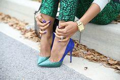 Уроки стиля. Какая обувь должна быть в гардеробе современной девушки?