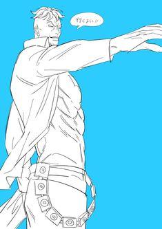 Blue Chicken, Pink Feathers, One Piece Anime, Black Butler, Manga, Anime Demon, Hetalia, Boku No Hero Academia, Cartoon Art