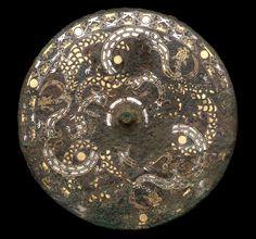 Eastern Zhou Dynasty Bronze Mirror, 5th-4th century BC