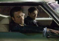 #BradPitt and #ScootMcNairy in #KillingThemSoftly